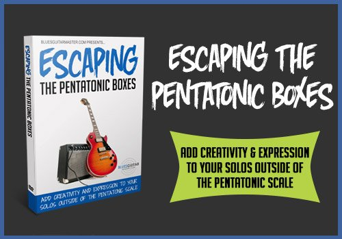 Escaping The Pentatonic Boxes